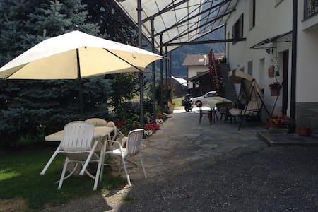 "Agriturismo ""La Grange""  - Lägenhet"