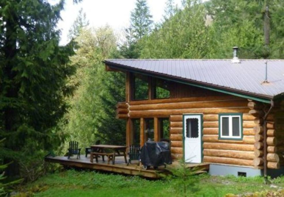 97 Log Cabin At The Lake Pets Ok Cabins For Rent In