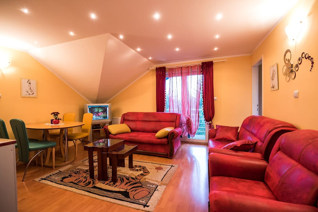 Two Bedroom Apartment With Terrace Apartments For Rent