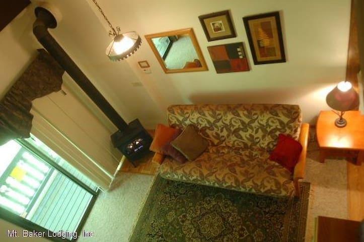 #72 - Snowline Lodge Condo - Glacier - Appartement