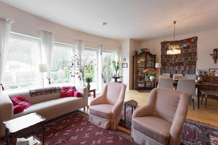 Home comfort in a Vienna suburb