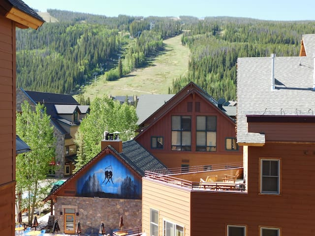 NEW LISTING 1-BD, 1-BA Spectacular View of Slopes! - Keystone - Condominium