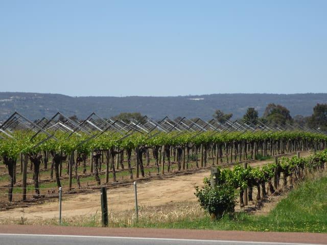 The Gateway to Perths Swan Valley wine region