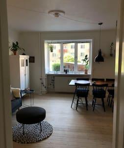 Hyggelig 2-værelses lejlighed i roligt område
