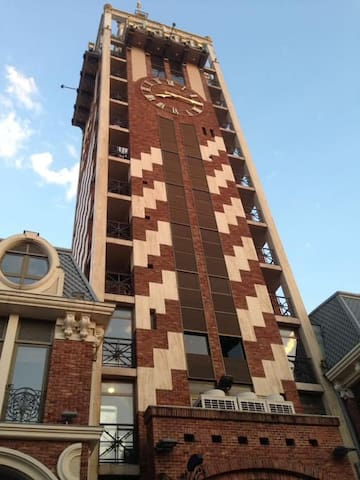 Аппартамент  на Piazza - Batumi - Lägenhet