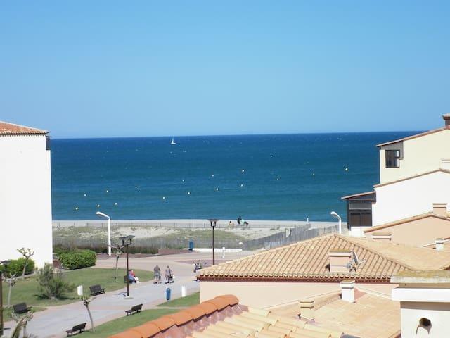 superbe T3 duplex proche de la mer - Le Barcarès - อพาร์ทเมนท์