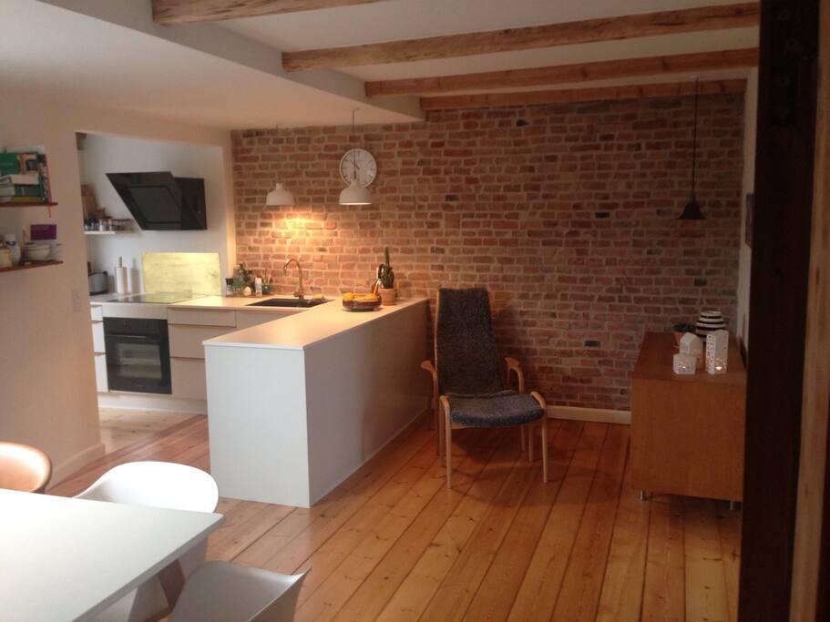 Køkkenalrum