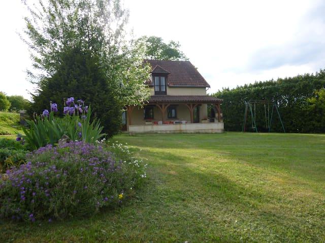 La Bergerie - Campagnac-lès-Quercy - House