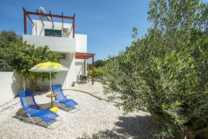 The Sunny house of Drapanias! - Chania - Huis