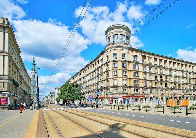 LUNA Studio - City Center Zbawiciela Marszałkowska