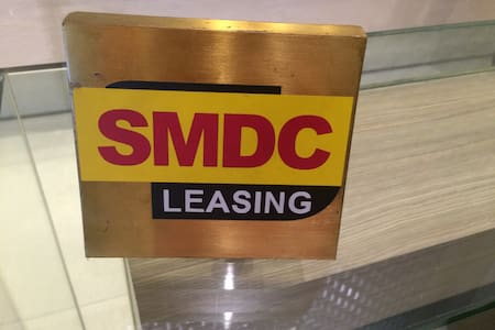 Passion/Safe/Covenient Room in SMDC Condo - Flat