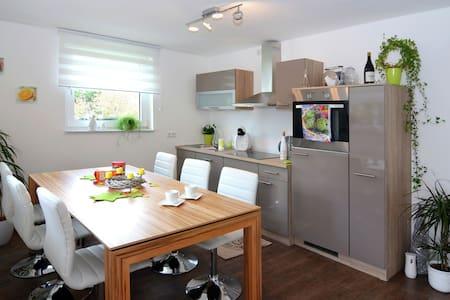 Modern Holiday Home in Schwarzhausen Near Forest
