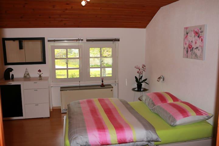 Appartement - Un petit coin de paradis... aux Enfers, (Les Enfers), Ferienwohnung - Un petit coin de paradis... aux Enfers, (Les Enfers), 1-8 Pers., 5 Zimmerwohnung