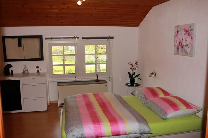 Appartement - Un petit coin de paradis... aux Enfers, (Les Enfers), Apartment holiday - Un petit coin de paradis... aux Enfers, (Les Enfers), 1-8 pers., 5 rooms apartment