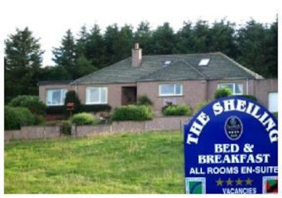 The Sheiling B&B, Melvich