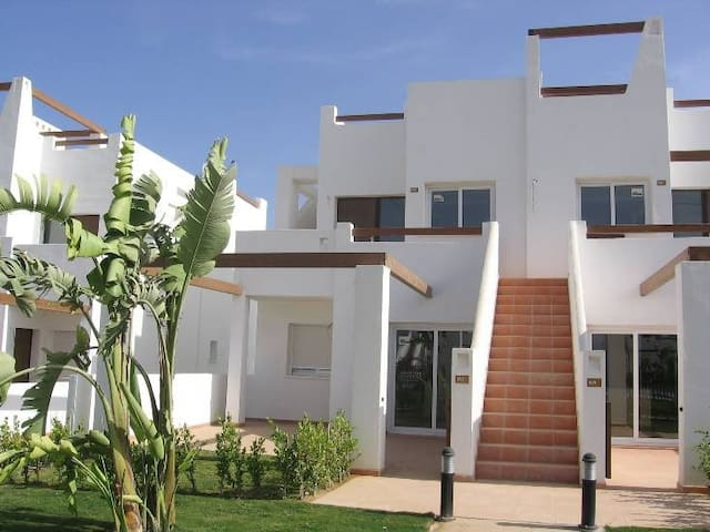 2 bed apartment in Spain - Alhama de Murcia
