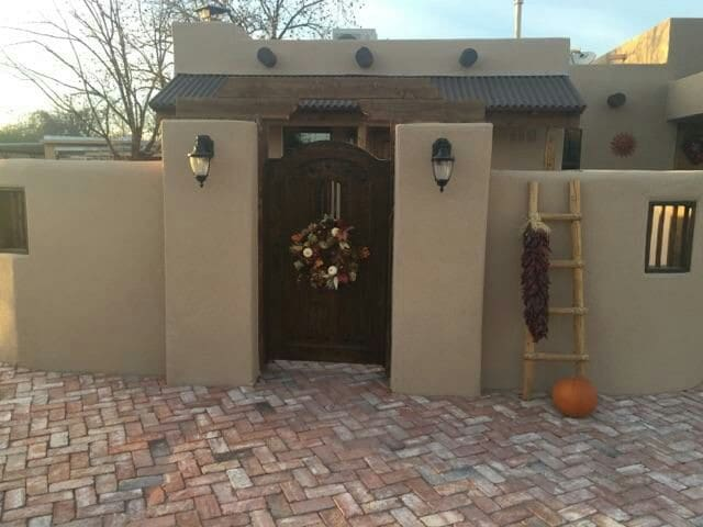 Charming Casita in Historic Mesilla - Mesilla - Huis