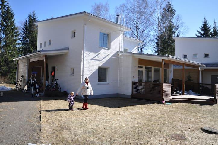 Home Hämeenlinna - Hämeenlinna - Casa