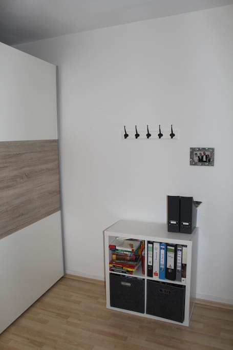 the other half of the room