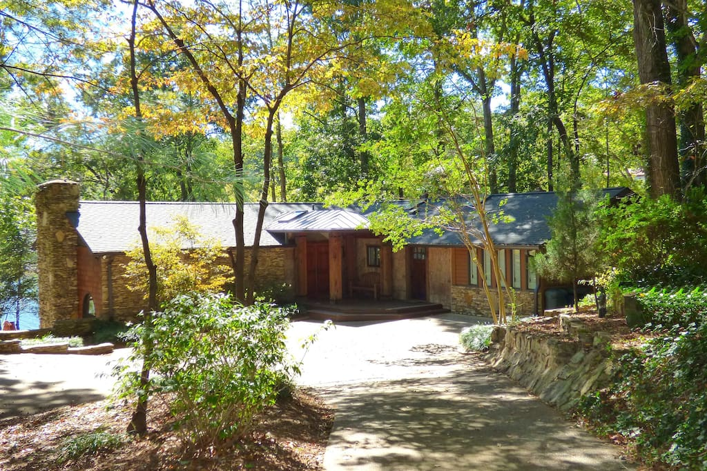 Beautiful Lake Hickory Home Views Dock Fire Pit Houses For Rent In Hickory North Carolina