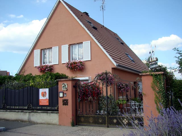 CHEZ LE FORGERON - Eguisheim - Pension