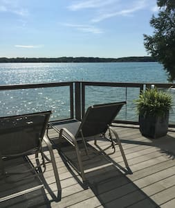 Klinger Lake House - White Pigeon - Casa