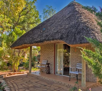 Thatched Roof Bungalows