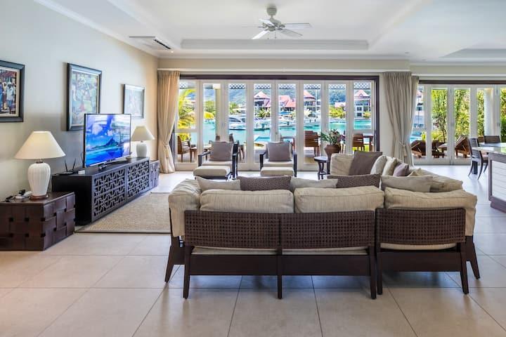 Luxury Ocean Villa