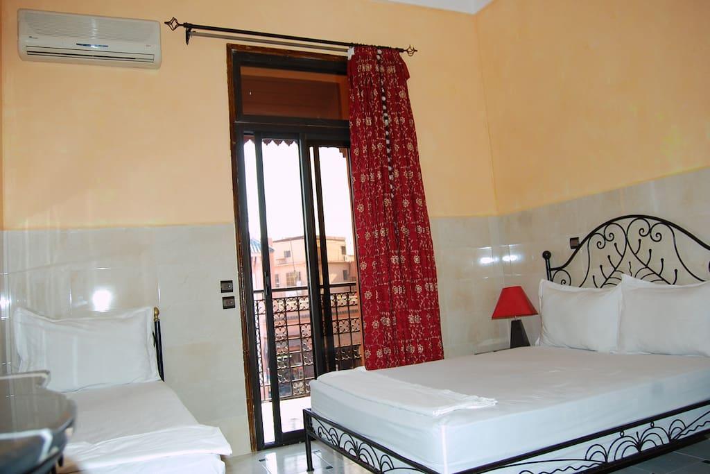 Appartement M3 Marrakech confort