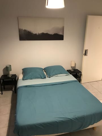 Chambre 3 dans residence neuve et idéalement situé