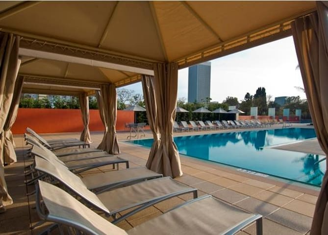 Designer Guest house at Hollywood - Los Angeles - Apartment