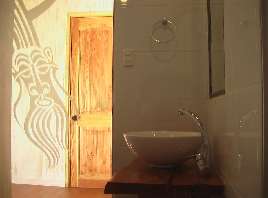 baños privados habitaciones
