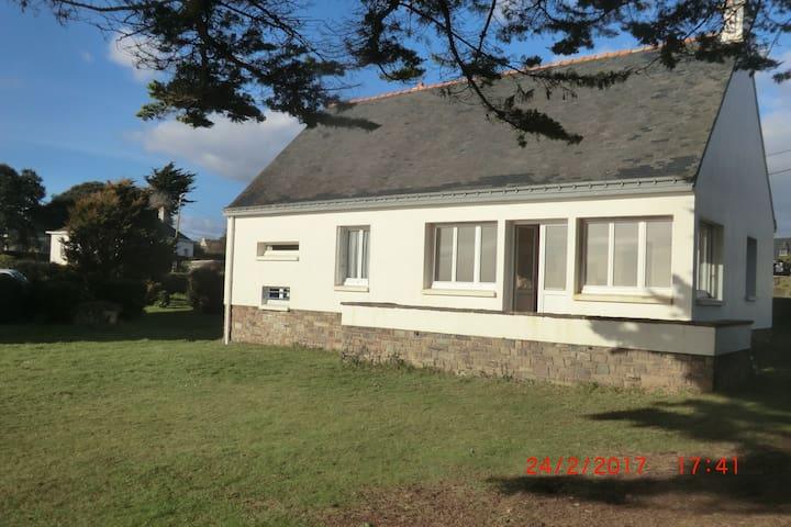 Maison avec terrasse proche de la mer - Clohars-Carnoët - Casa
