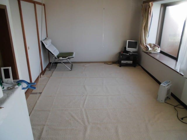 Shelter for over night.(Living room space) - Koriyama - Apartament