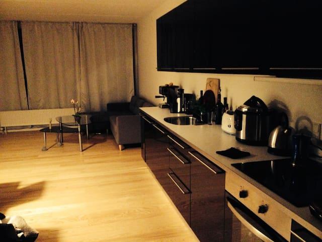 rent de apartmento  - Kokkedal - Huoneisto