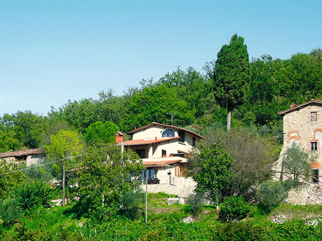 House Le Coste in San Donato in Collina