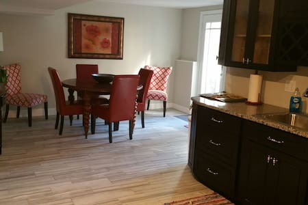 Enjoy Boston's History and Family - Chelmsford - Appartement