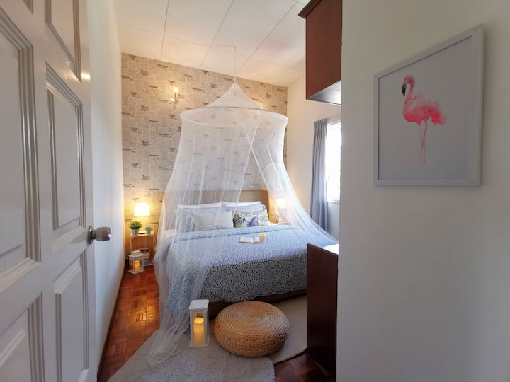 Bedroom at The Fairy Cottage