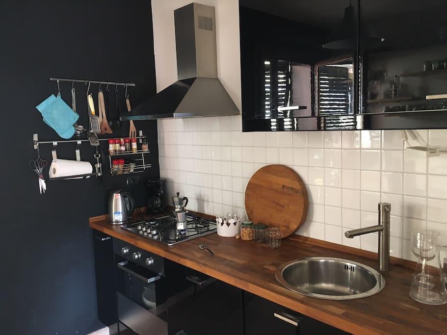 la Cucina_the Kitchen