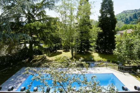 Modern house with jacuzzi and private pool - Vicchio - Villa - 1