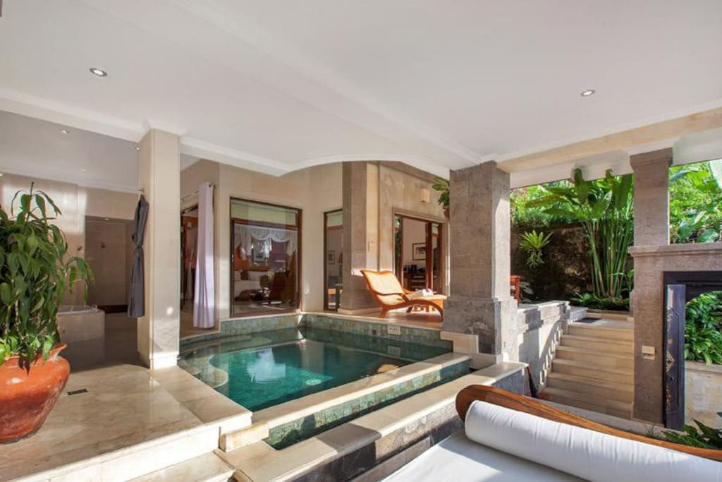 Viceroy garden 1 luxury 1 bedroom villa ubud villas for Garden pool villa ubud