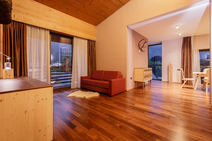 Bohinj Eco Hotel - Exclusive suite