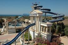 """Aquapark """"Aphrodite"""""""