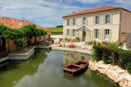 B&B best South -West France ! - Saint-Maigrin