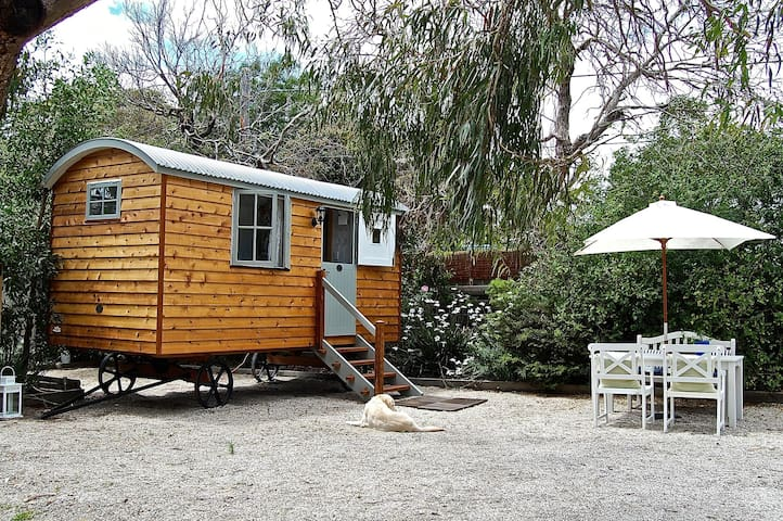 Secluded Beach Side Retreat - Mount Eliza - Hut