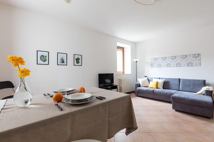Beautiful and sunny apartment - Desenzano del Garda - Pis
