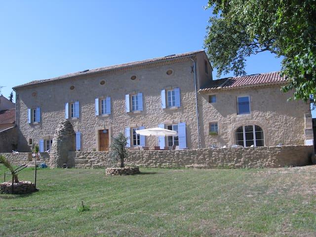 chambre en Provence - Courthézon - Casa