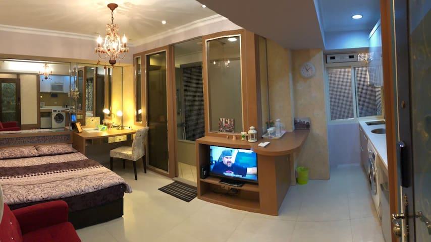 A-Luxury One-B best location東區豪華套房B