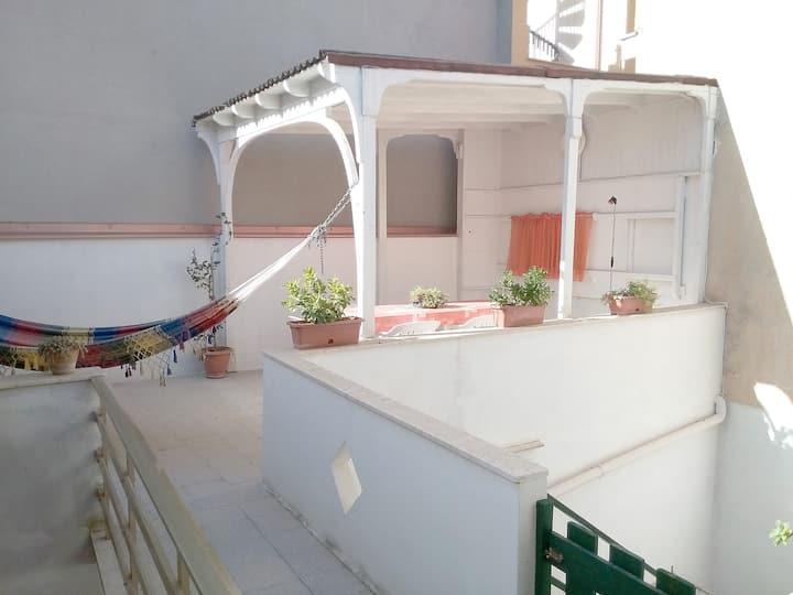 Appartamento a Marzamemi La Barca