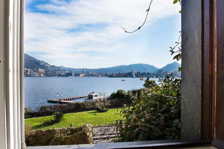 Como lake front Appartamento A - Como - Appartement